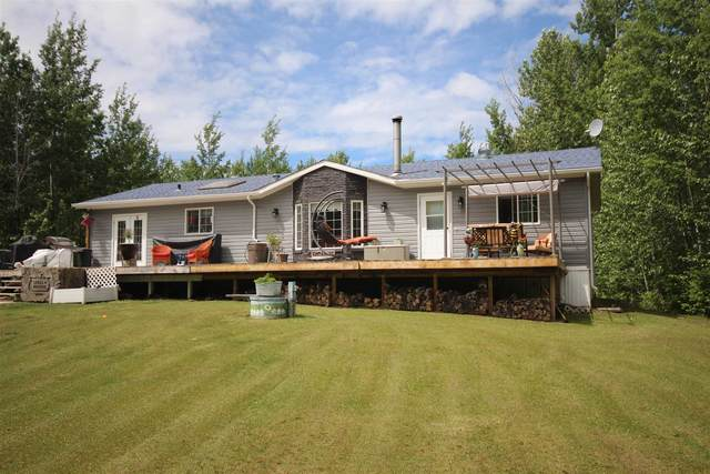 102 453041 Hwy 771, Rural Wetaskiwin County, AB T0C 2V0 (#E4250147) :: RE/MAX River City