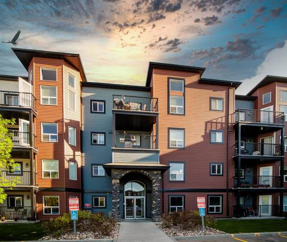 101 396 Silver_Berry Road, Edmonton, AB T6T 0H1 (#E4250159) :: The Foundry Real Estate Company