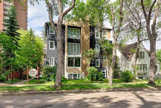18 11016 86 Avenue, Edmonton, AB T6G 0W9 (#E4250210) :: Initia Real Estate