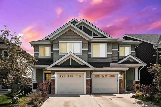 2159 67 Street, Edmonton, AB T6X 0T5 (#E4250229) :: The Foundry Real Estate Company