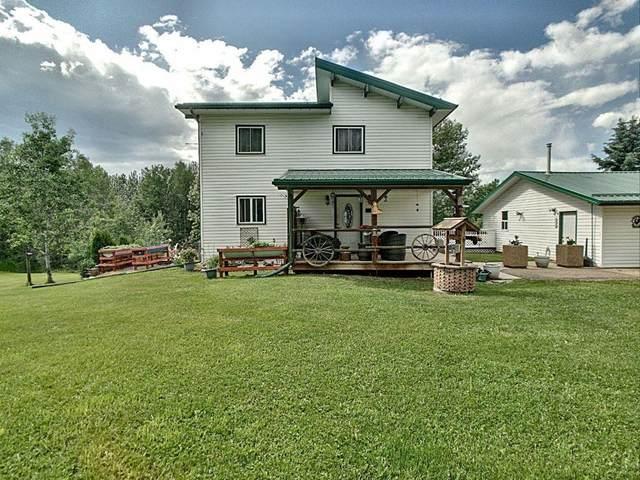 23 - 52510 Rge Rd 25, Rural Parkland County, AB T0E 0H0 (#E4250233) :: The Foundry Real Estate Company