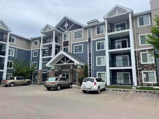 403 4008 Savaryn Drive, Edmonton, AB T6X 2E5 (#E4250257) :: Initia Real Estate