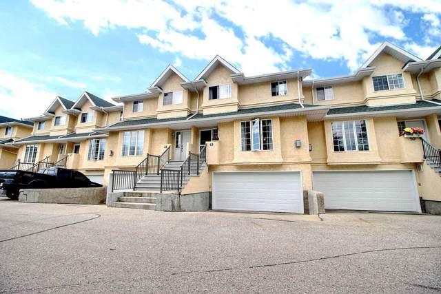 49 2419 133 Avenue, Edmonton, AB T5A 5A5 (#E4250284) :: Initia Real Estate