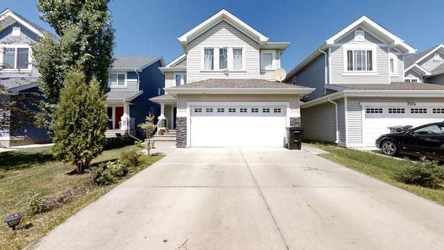 7528 10 Avenue SW, Edmonton, AB T6X 0N6 (#E4250288) :: Initia Real Estate