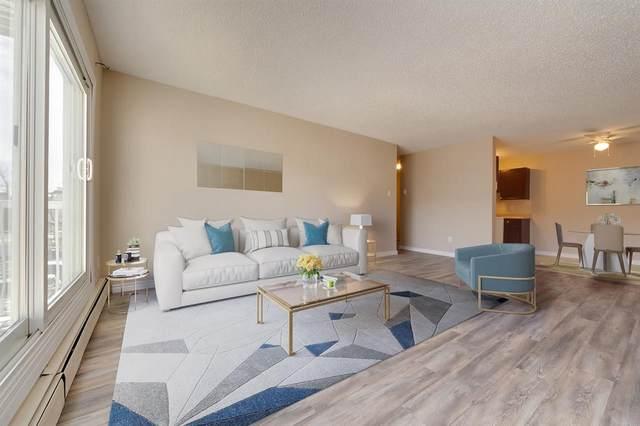 301 10615 110 Street, Edmonton, AB T5H 3C7 (#E4250293) :: The Foundry Real Estate Company