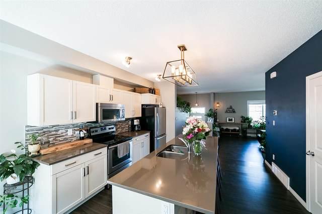 6 1030 Chappelle Boulevard, Edmonton, AB T6W 2K7 (#E4250300) :: Initia Real Estate