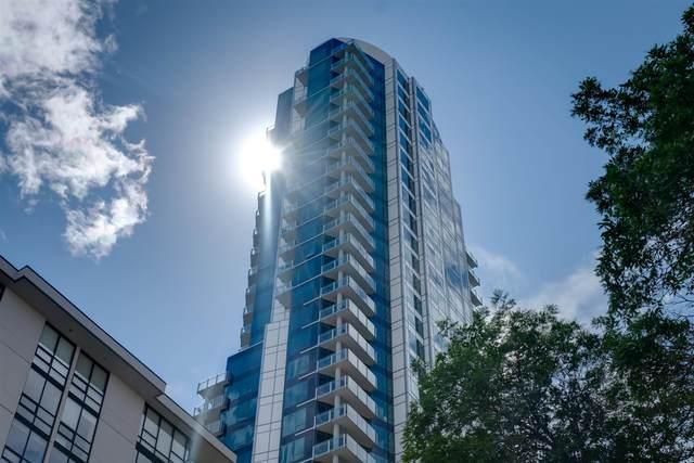 3601 11969 Jasper Avenue, Edmonton, AB T5K 0P1 (#E4250307) :: The Foundry Real Estate Company
