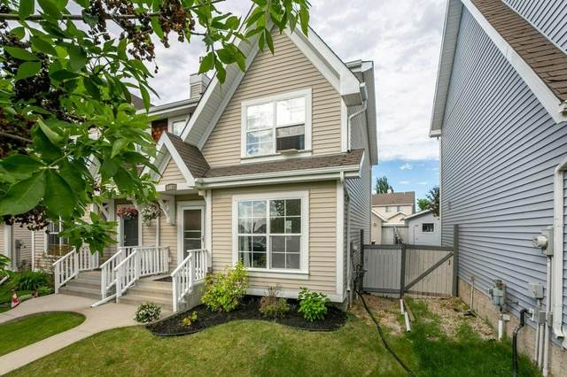 5061 Stanton Drive, Edmonton, AB T6H 1H2 (#E4250315) :: The Foundry Real Estate Company