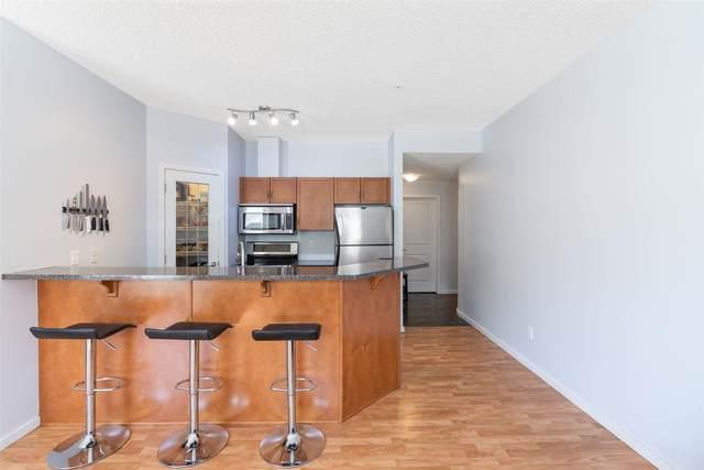 107 9910 111 Street, Edmonton, AB T5K 1K2 (#E4250330) :: The Foundry Real Estate Company