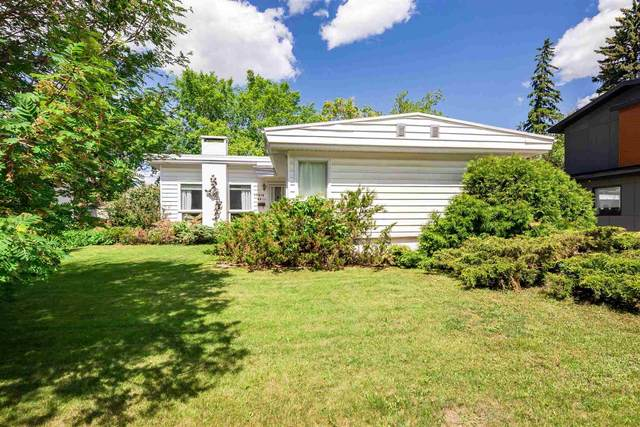 14616 85 Avenue, Edmonton, AB T5R 3Z4 (#E4250351) :: Initia Real Estate