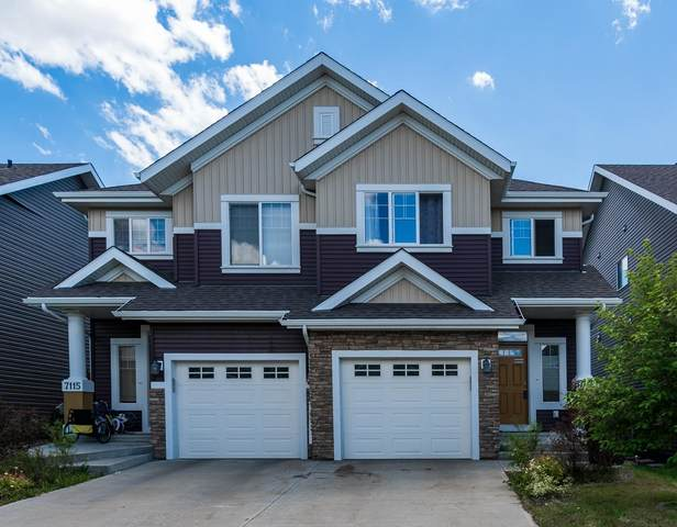 7117 22 Avenue, Edmonton, AB T6X 0S4 (#E4250362) :: The Foundry Real Estate Company