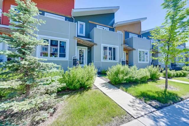 43 1480 Watt Drive, Edmonton, AB T6X 2G7 (#E4250367) :: The Foundry Real Estate Company
