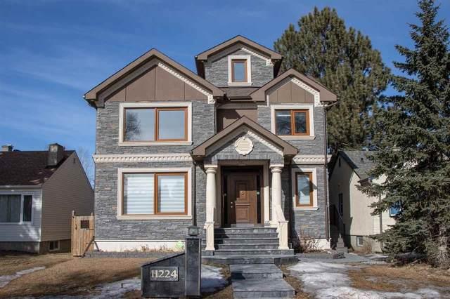 11224 77 Avenue, Edmonton, AB T6G 0L6 (#E4250377) :: The Foundry Real Estate Company