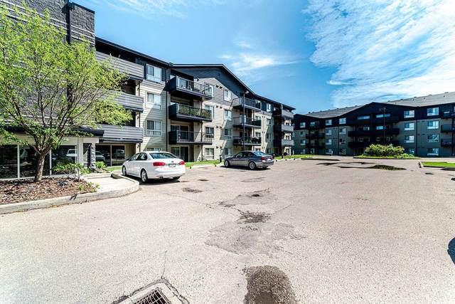 320 17003 67 Avenue, Edmonton, AB T5T 6Y5 (#E4250381) :: The Foundry Real Estate Company