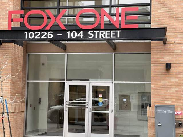 903 10226 104 Street, Edmonton, AB T5J 1B8 (#E4250391) :: Initia Real Estate