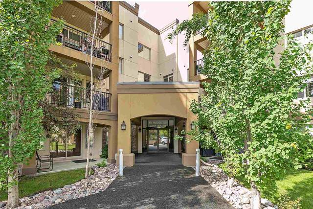 230 400 Palisades Way, Sherwood Park, AB T8H 0H4 (#E4250400) :: The Foundry Real Estate Company