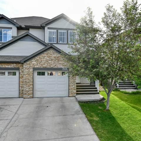 3526 16 Street, Edmonton, AB T6T 0M6 (#E4250403) :: Initia Real Estate