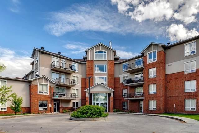 412 6315 135 Avenue, Edmonton, AB T5A 0A8 (#E4250412) :: Initia Real Estate