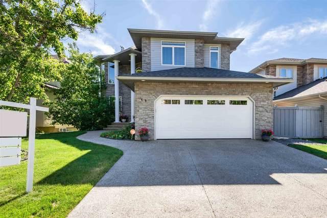 11 Overton Place, St. Albert, AB T8N 6W9 (#E4250414) :: Initia Real Estate