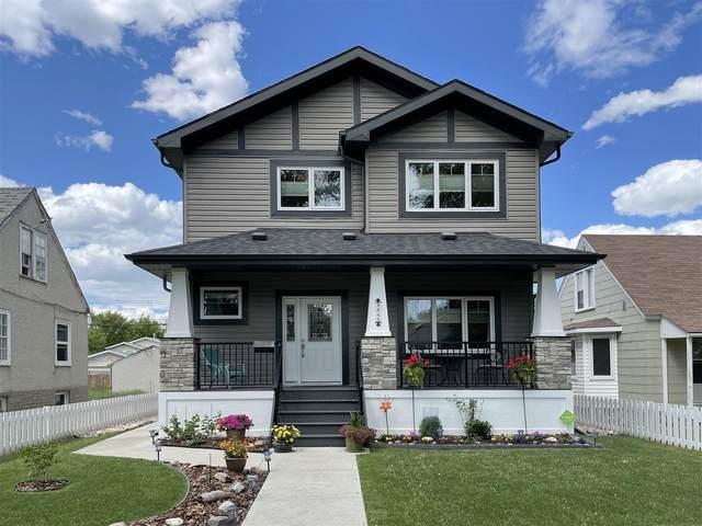 9844 75 Avenue, Edmonton, AB T6E 1J1 (#E4250416) :: Initia Real Estate