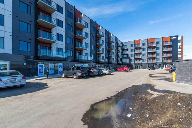 319 1316 Windermere Way, Edmonton, AB T6W 2J3 (#E4250422) :: Initia Real Estate