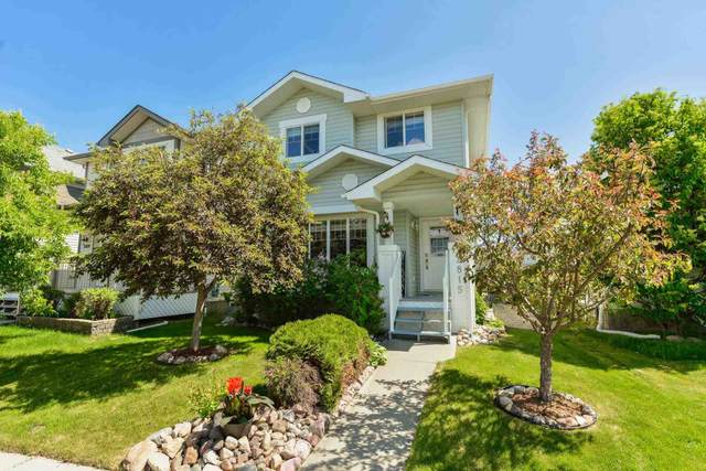 2815 25 Street, Edmonton, AB T5G 3A6 (#E4250432) :: The Foundry Real Estate Company