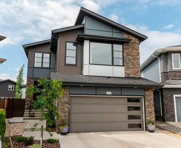 2234 Ware Court, Edmonton, AB T6W 2T9 (#E4250433) :: Initia Real Estate