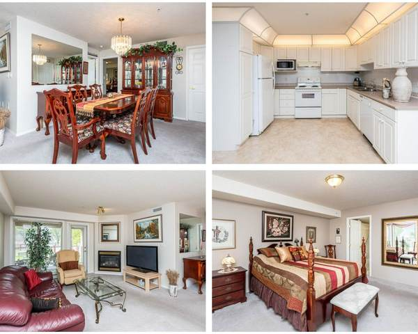 110 200 Bethel Drive, Sherwood Park, AB T8H 2C5 (#E4250460) :: The Foundry Real Estate Company