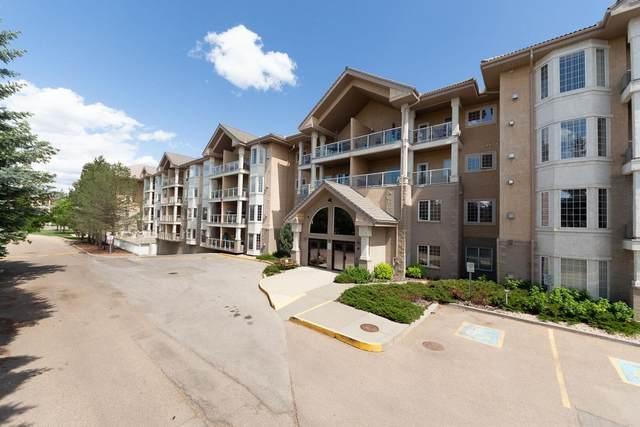 207 11260 153 Avenue, Edmonton, AB T5X 6E7 (#E4250465) :: The Foundry Real Estate Company