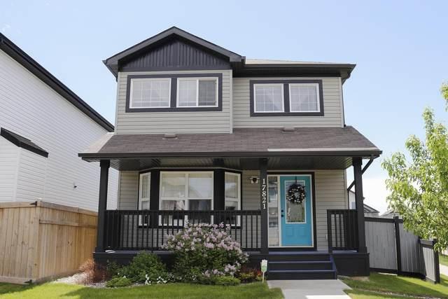 17821 5A Avenue, Edmonton, AB T6W 2L4 (#E4250486) :: Initia Real Estate