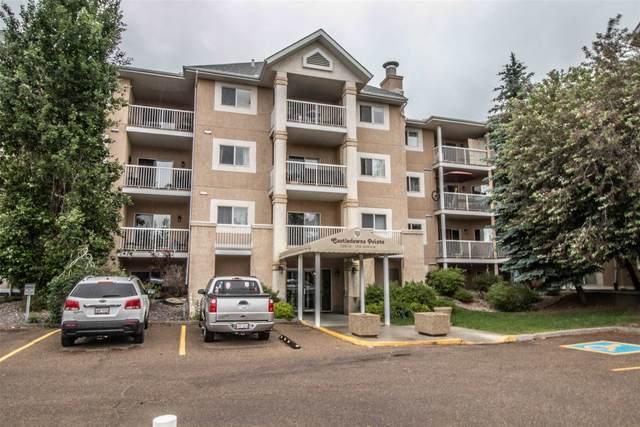 321 12618 152 Avenue, Edmonton, AB T5X 6B2 (#E4250499) :: Initia Real Estate