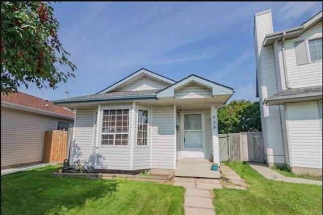 335 Kline Crescent, Edmonton, AB T6L 6K8 (#E4250502) :: Initia Real Estate
