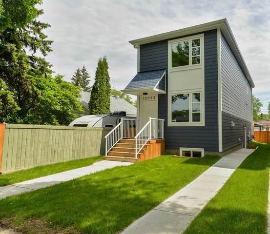 12023 40 Street, Edmonton, AB T5W 2L2 (#E4250514) :: Initia Real Estate