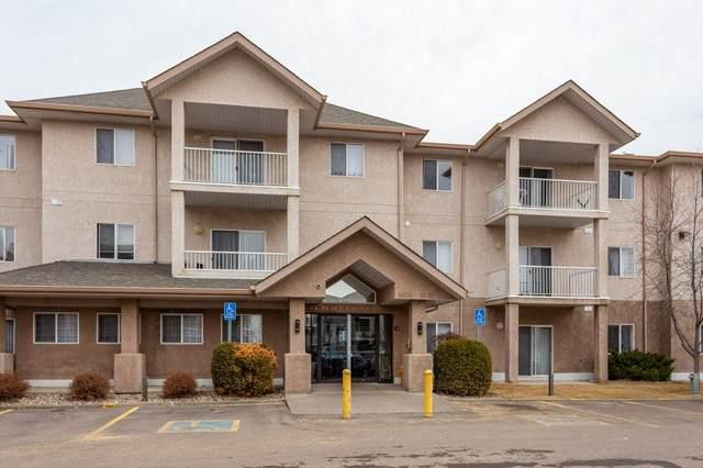 329 16221 95 Street, Edmonton, AB T5Z 3V3 (#E4250515) :: Initia Real Estate
