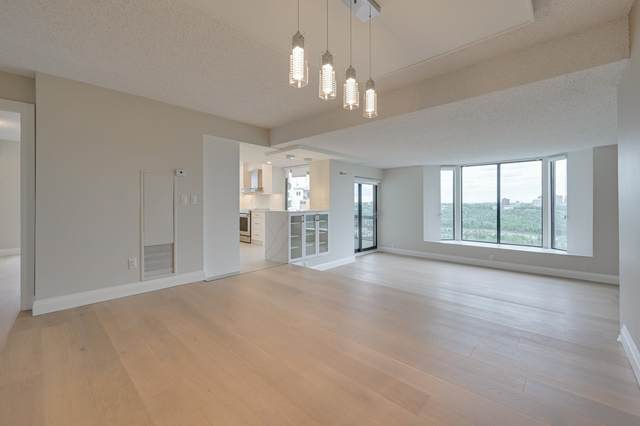1505 11503 100 Avenue, Edmonton, AB T5K 2K7 (#E4250521) :: Initia Real Estate