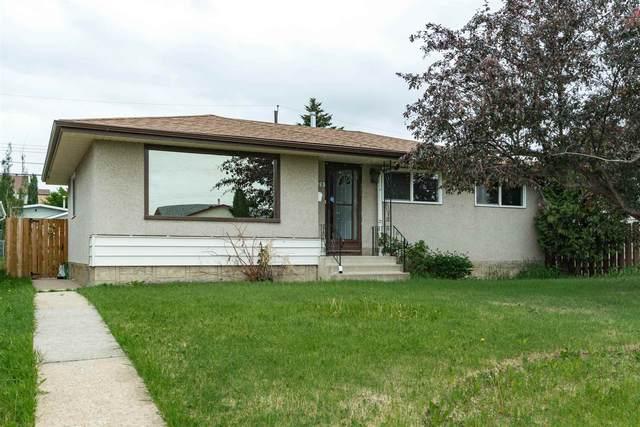 13428 61 Street, Edmonton, AB T5A 0T5 (#E4250529) :: Initia Real Estate