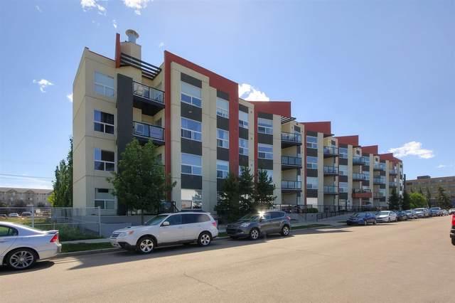 414 10523 123 Street, Edmonton, AB T5N 1N9 (#E4250546) :: The Foundry Real Estate Company