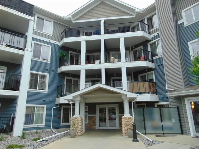 321 6084 Stanton Drive, Edmonton, AB T6X 0Z4 (#E4250563) :: Initia Real Estate