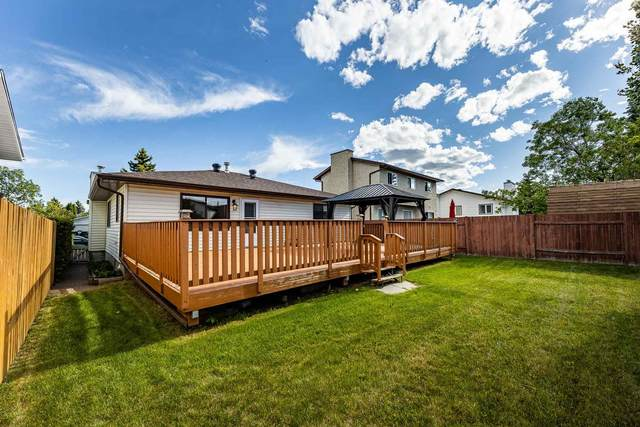 111 Dorchester Drive, St. Albert, AB T8N 4Y4 (#E4250616) :: The Foundry Real Estate Company