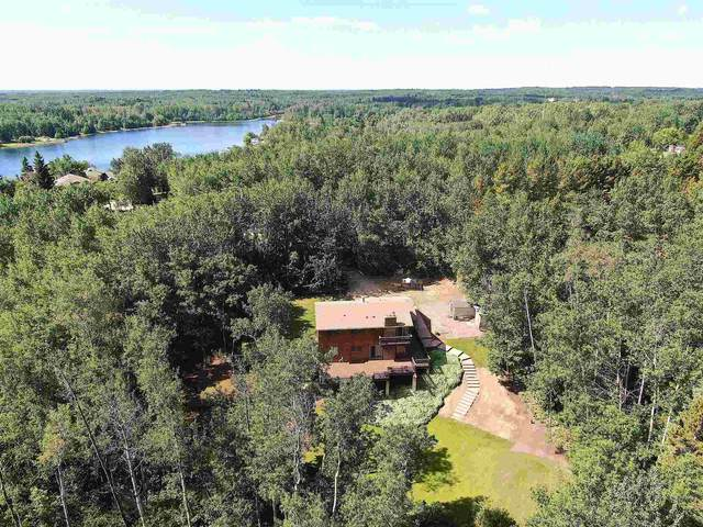 19 53129 RGE RD 14, Rural Parkland County, AB T7Y 2T3 (#E4250618) :: The Foundry Real Estate Company