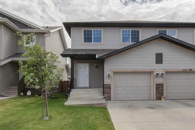 3113 16A Avenue NW, Edmonton, AB T6T 0P7 (#E4250631) :: Initia Real Estate