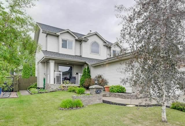 10 Woodbend Way, Fort Saskatchewan, AB T8L 4L8 (#E4250655) :: The Foundry Real Estate Company
