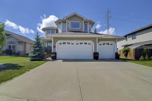 42 Valleyview Ridge, Fort Saskatchewan, AB T8L 4P2 (#E4250658) :: The Foundry Real Estate Company