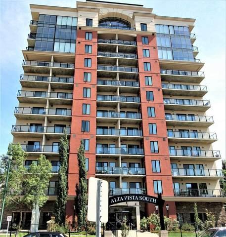 505 10303 111 Street, Edmonton, AB T5K 0C6 (#E4250662) :: Initia Real Estate