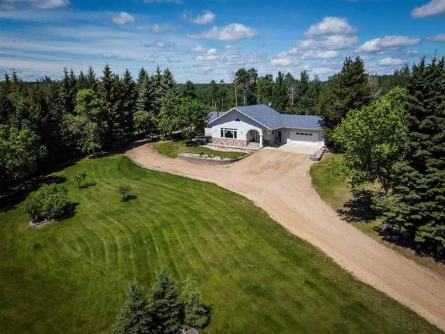 11 1017 TWP RD 540, Rural Parkland County, AB T7Y 0A6 (#E4250681) :: The Foundry Real Estate Company