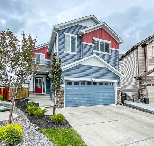 5217 19 AV SW, Edmonton, AB T6X 1Y3 (#E4250702) :: The Foundry Real Estate Company
