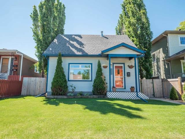 9523 74 Avenue, Edmonton, AB T6E 1E5 (#E4250738) :: Initia Real Estate