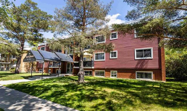 8 10207 115 Street, Edmonton, AB T5K 1T7 (#E4250743) :: Initia Real Estate