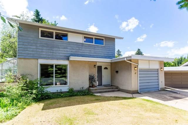 47 Geneva Crescent, St. Albert, AB T8N 0Z3 (#E4250747) :: The Foundry Real Estate Company