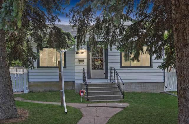 10912 108 Street, Edmonton, AB T5H 3A7 (#E4250781) :: Initia Real Estate